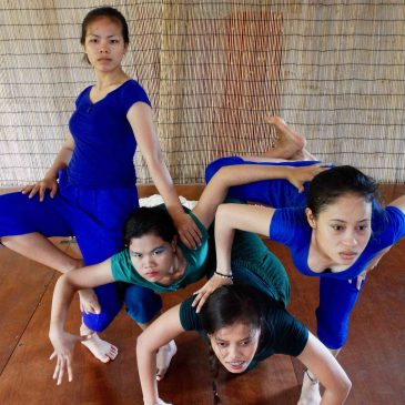ASEF Culture 360 article on my artistic residency with New Cambodian Artists