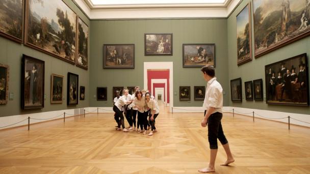 Caravaggio bewegt - künstlerische Zusammenarbeit mit der Alten Pinakothek, München