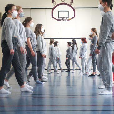 """""""Momo"""" Tanzprojekt at Bürgermeister-Schütte-Mittelschule, Garmisch-Partenkirchen"""